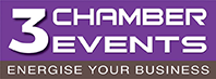 3 Chamber Events logo