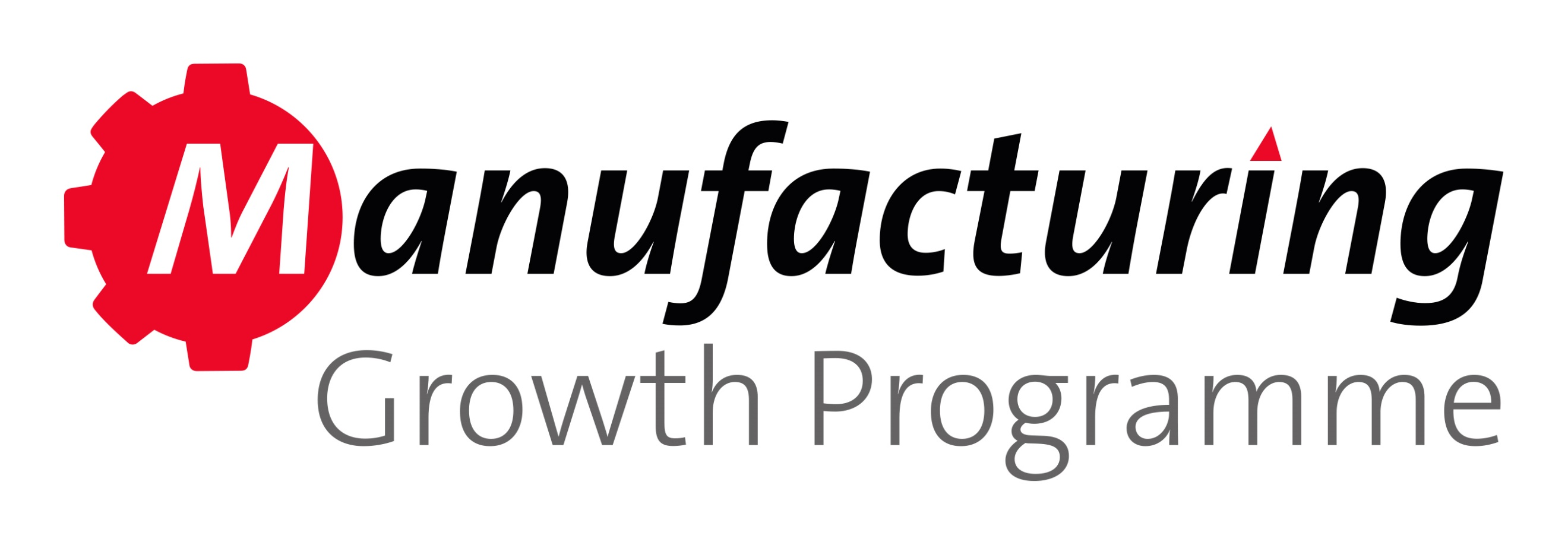 Manufacturing Growth Programme logo