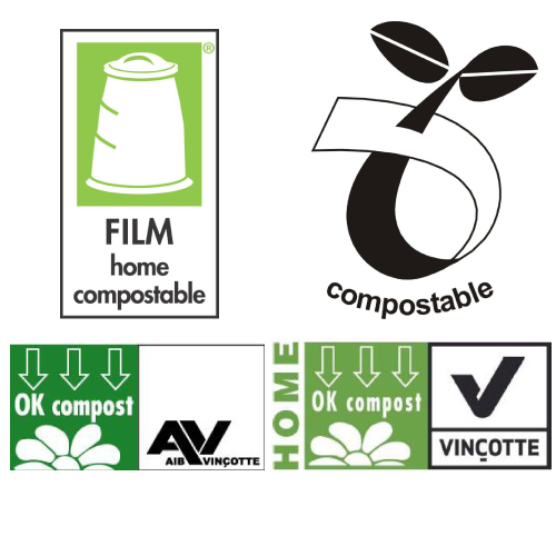 Compostables logo