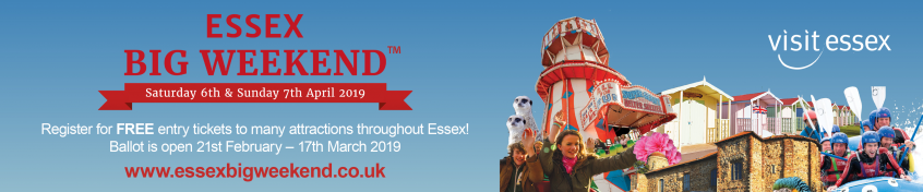 Essex  Big Weekend - click this banner for more information