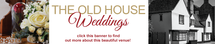 Weddings at the old house - click banner for more information