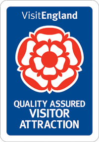 Enjoy England - Quality Assured Visitor Attraction logo