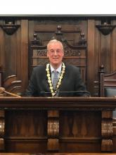 Cllr Dray - Chairman of Rochford District Council