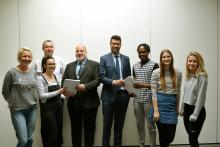 Rochford Council and Degree Business students