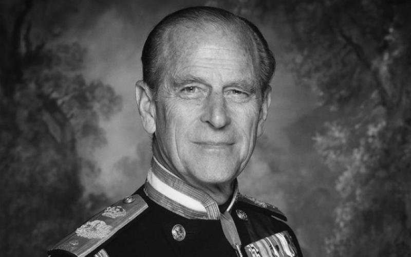 HRH, The Prince Philip, Duke of Edinburgh