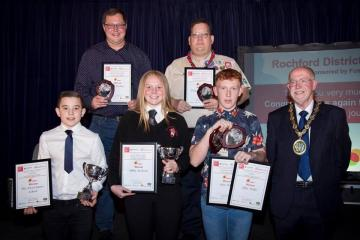 Rochford District awards