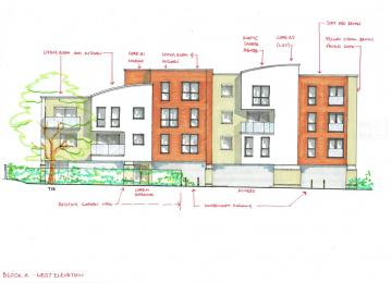No 19 South Street plans